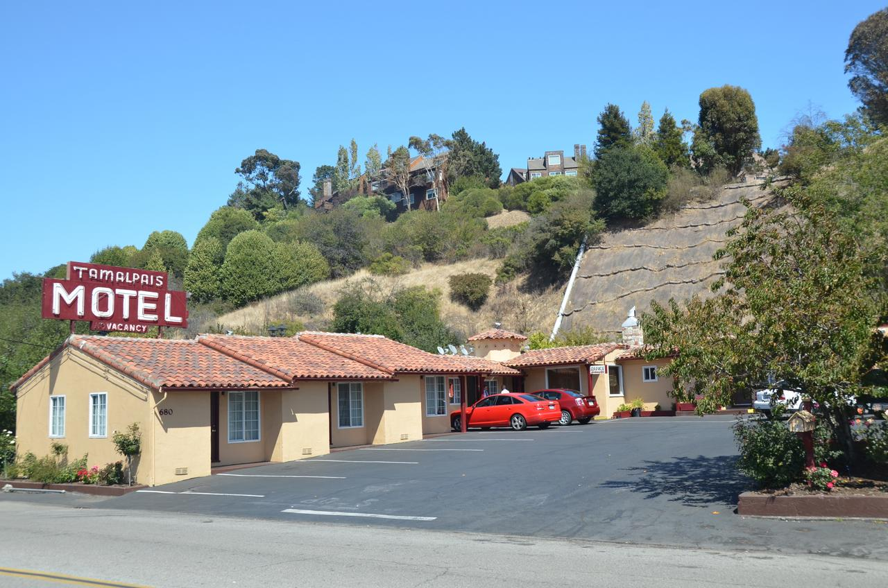 Tamalpais Motel Mill Valley